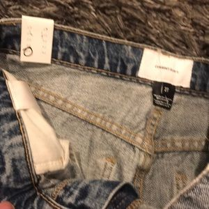 Current/Elliott Jeans - Current Elliott high waisted jeans